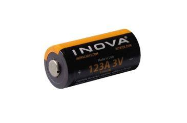 Inova 123A 3V Lithium Battery - 6 Pack ILM6-07-123