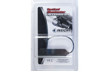 1-EOTech CFL-053-4 LG Long Gun Remote Switch with Straight Cord for M3X & M6X Tactical Illuminator Flashlights