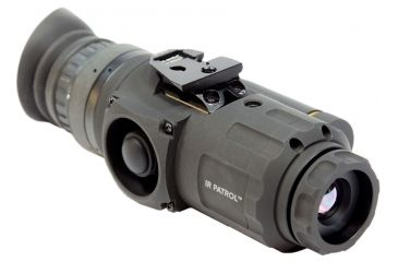 Ir defense ir patrol m w thermal monocular scope