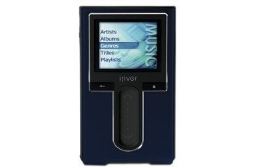 IRiver H10 20Gb Color Digital Audio MP3 Player Blue H1020GBBLUE
