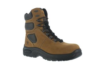 59c0b0b65b8 Iron Age Mens Heated Insulated 8in Work Boots   Free Shipping over $49!