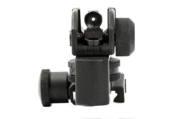 3-JE Machine Tech Match-Grade Fixed/Detachable A2 Rear Iron Sight
