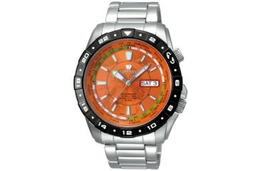 J. Springs Beb056 Automatic Travel Mens Watch JSPBEB056