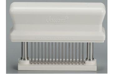 Jaccard Super Tendermatic Meat Tenderizer, White, 5 5/8in. x 4 1/8in. JC200348