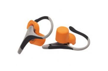 Jackson Safety H50 Multiple-use Ear Clips (Corded), Orange 67236