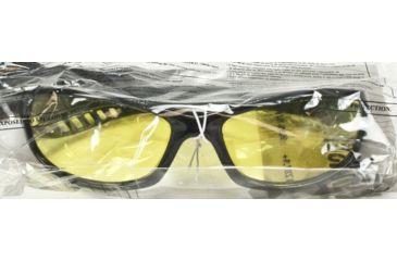 Jackson Safety HellRaiser Safety Eyewear, Amber, Universal 20541