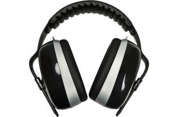 Jackson Safety Onyx 26 Earmuff ONYX-26 Earmuff, Black 20772