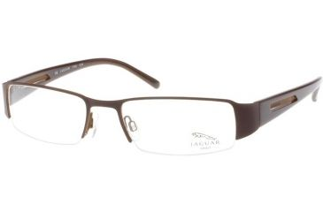 Jaguar 33518 Eyewear - Brown (510)