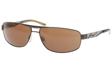 Jaguar 37525 Sunglasses with Brown Frame