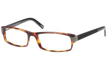 Jaguar 39103 Single Vision Tortoise Mens Eyeglasses 39103-6156RX