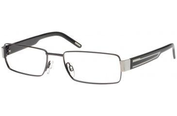 Jaguar 39330 Gunmetal-Grey-Black Mens Eyeglasses 39330-420