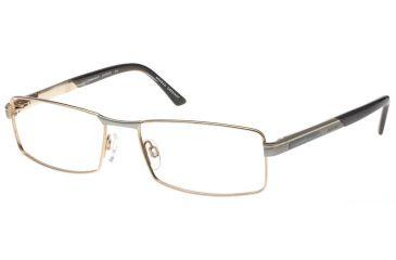 Jaguar 39503 Bicolor Mens Eyeglasses 39503-007