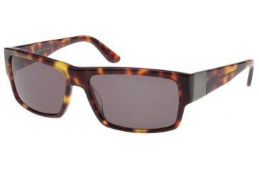 Jaguar 39710 BiFocal Tortoise FrameBrown-Green Lenses Mens Sunglasses 39710-6156BF