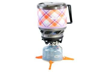 4-Jet Boil MiniMo 6000 BTU/h / 1.75 kW Personal Backpacking Stove Cooking System