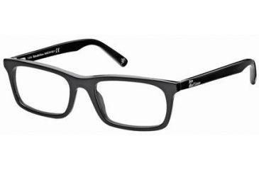 John Galliano JG5012 Eyeglass Frames - 001 Frame Color