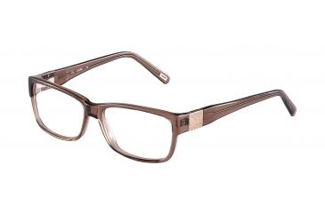 JOOP! 81078 Progressive Prescription Eyeglasses - Brown Frame and Clear Lens 81078-6501PR