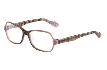 JOOP! 81082 Progressive Prescription Eyeglasses - Pink Frame and Clear Lens 81082-6638PR