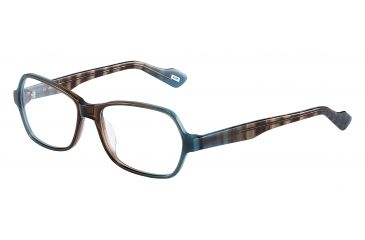 JOOP! 81082 Progressive Prescription Eyeglasses - Teal Frame and Clear Lens 81082-6639PR