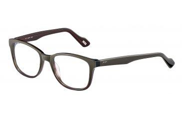 JOOP! 81083 Progressive Prescription Eyeglasses - Brown Frame and Clear Lens 81083-6635PR