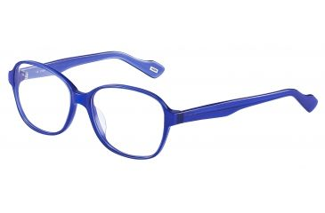 JOOP! 81084 Progressive Prescription Eyeglasses - Blue Frame and Clear Lens 81084-6582PR