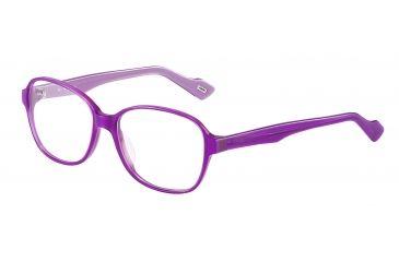 JOOP! 81084 Progressive Prescription Eyeglasses - Pink Frame and Clear Lens 81084-6583PR