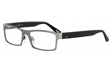 JOOP! 83164 Progressive Prescription Eyeglasses - Grey Frame and Clear Lens 83164-846PR