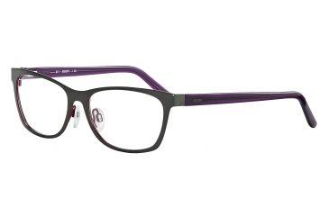 JOOP! 83165 Progressive Prescription Eyeglasses - Grey Frame and Clear Lens 83165-849PR