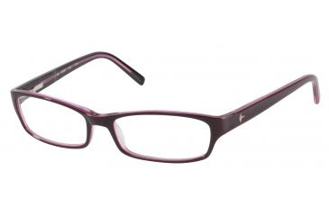 JOOP! No. 81044 Eyeglasses - Violet Frame and Clear Lens 81044-6255