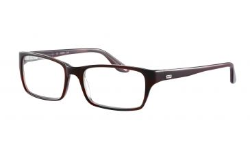 JOOP! No. 81055 Eyeglasses - Red Frame and Clear Lens 81055-8028