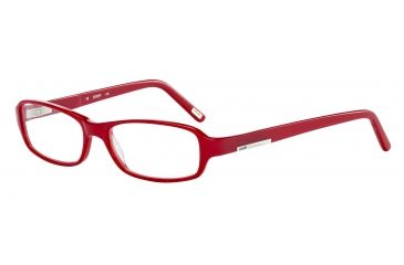JOOP! No. 81059 Eyeglasses - Red Frame and Clear Lens 81059-6401