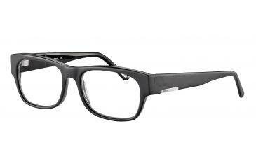 Morgan 201062 Bifocal Prescription Eyeglasses - Brown Frame and Clear Lens 201062-6387BI