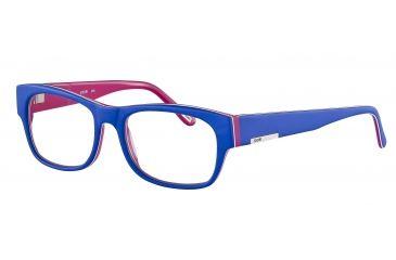 JOOP! No. 81072 Eyeglasses - Blue Frame and Clear Lens 81072-6409