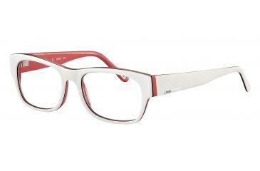 JOOP! No. 81072 Eyeglasses - White Frame and Clear Lens 81072-6406