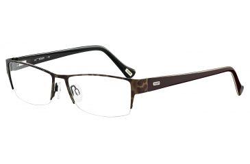 JOOP! 81050 Bifocal Prescription Eyeglasses - Black Frame and Clear Lens 81050-8840BI