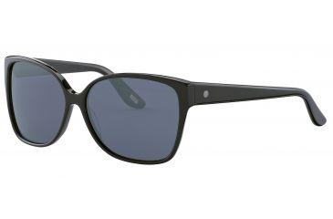 JOOP! 87146 Progressive Prescription Sunglasses - Black Frame and Grey Lens 87146-8840PR