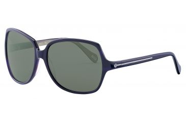 JOOP! 87149 Progressive Prescription Sunglasses - Violet Frame and Grey Green Lens 87149-6302PR