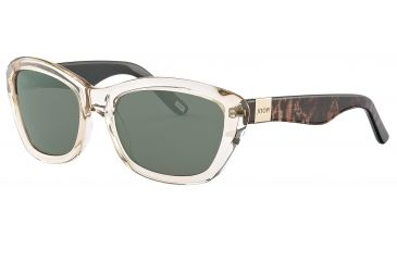 JOOP! 87150 Single Vision Prescription Sunglasses - Brown Frame and Grey Green Lens 87150-6385SV
