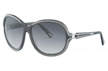JOOP! 87151 Bifocal Prescription Sunglasses - Grey Frame and Grey Gradient Lens 87151-6376BI