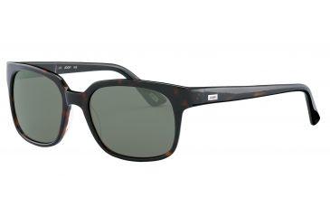 JOOP! 87153 Bifocal Prescription Sunglasses - Brown Frame and Grey Green Lens 87153-8940BI