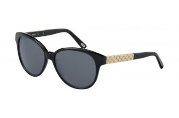 JOOP! No. 87162 Sunglasses - Black Frame and Grey Lens 87162-8840