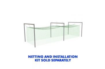 JUGS Frame for Batting Cage Net #1, 119-lb. & 191-lb.