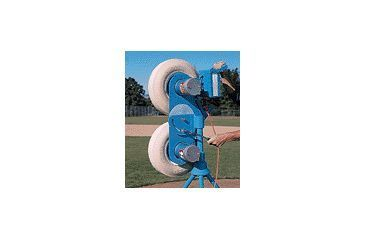 Jugs Sports 101 Baseball Pitching Machine 220v M2010 with Dial-A-Pitch