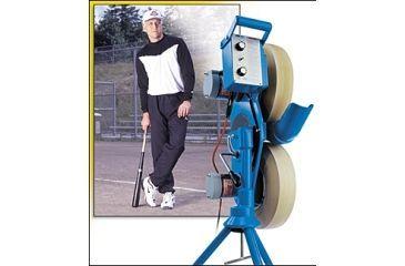JUGS 101 Baseball Pitching Machine M1010 with Dial-A-Pitch SALE
