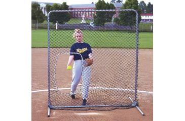 Jugs Sports 6-foot Quick-Snap Softball Screen S1010