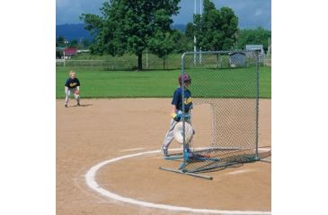 Jugs Sports 6-ft. Quick-Snap Softball Screen S1010