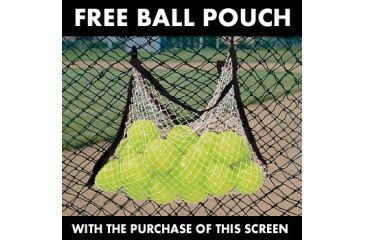 Jugs 6-foot Quick-Snap Softball Practice Screen S1010