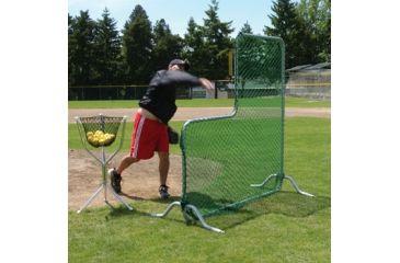 Jugs Sports Baseball Backyard Net Package w/ Batting Cage ...