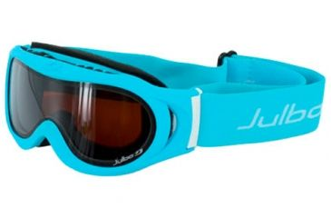 Julbo Astro Rx Insert Goggles - Blue/White Frame, Cat 3 Orange 71542120