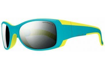 Julbo Booba Kids Sunglasses, Blue/Yellow w/ Baby Spectron 4 Lenses 4351112