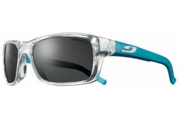 Julbo Colbalt Sunglasses, Crystal Blue w/ Polarized 3 Lenses 4519032